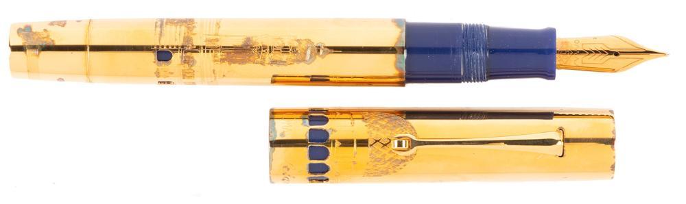 OMAS Rare Vermeil SELANGOR Limited 30 Fountain Pen