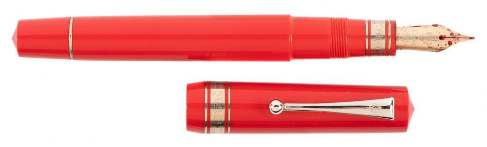 OMAS Ferrari 348 Challenge Ltd Ed Fountain Pen