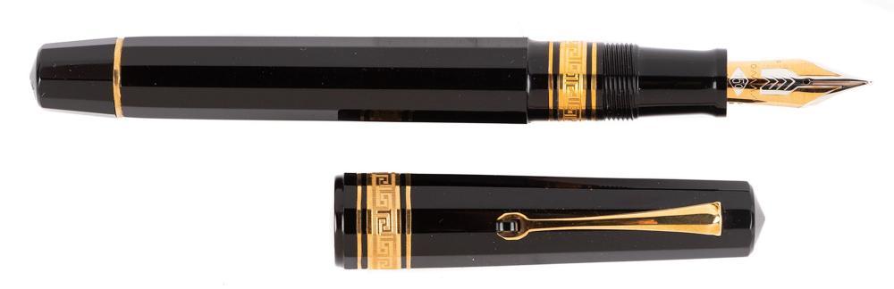 OMAS The PARAGON Black Ltd Ed Fountain Pen