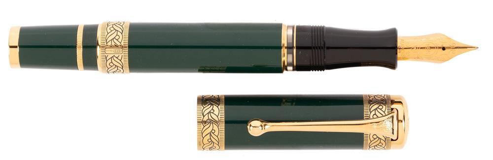 AURORA Dante INFERNO Ltd Ed Fountain Pen