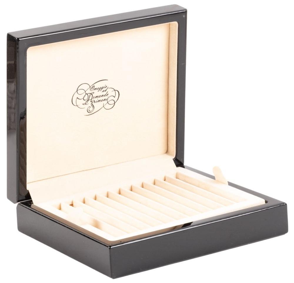 OMAS Lacquered Wood Pen Storage Box