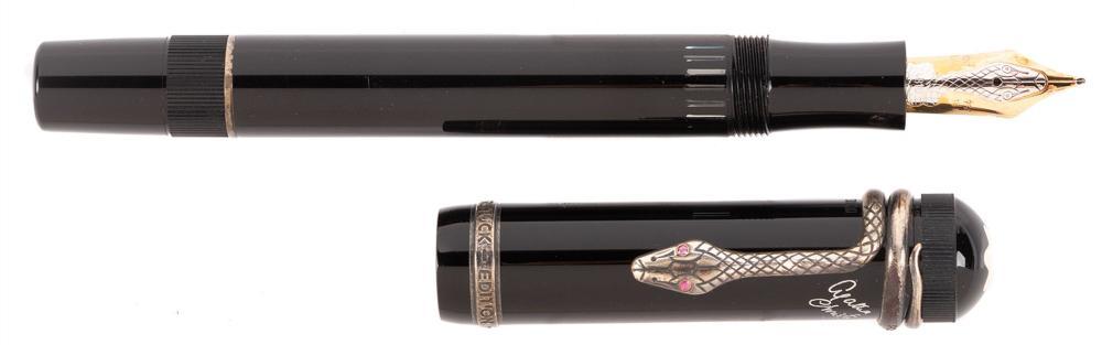 MONTBLANC Writers Series: AGATHA CHRISTIE Fountain Pen