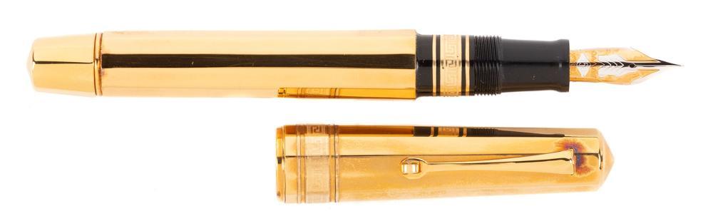 OMAS Paragon 18K Gold Ltd Ed Fountain Pen