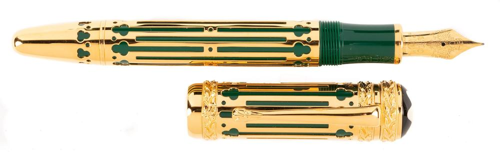 MONTBLANC Patron 4810: PETER I The GREAT Fountain Pen