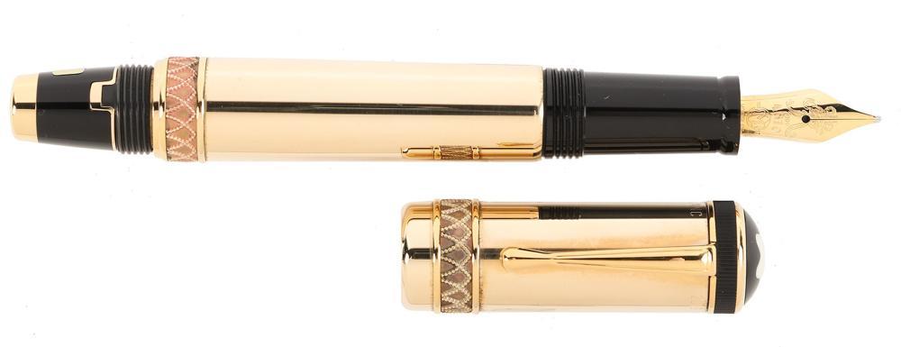 MONTBLANC Patron 4810: FRIEDRICH II Fountain Pen