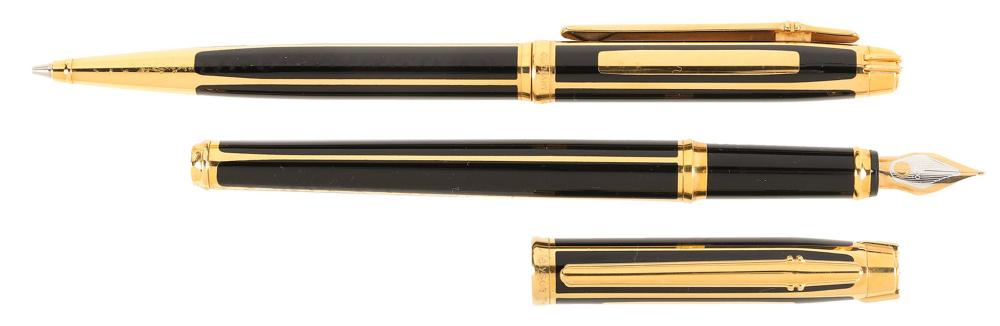 ELYSEE Fountain Pen / Ballpoint and Propelling Pencil Pair