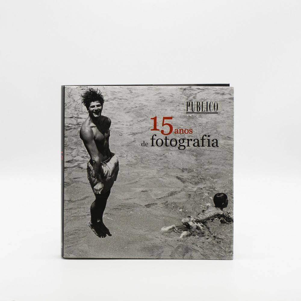 15 ANOS DE FOTOGRAFIA, 1 vol. enc.