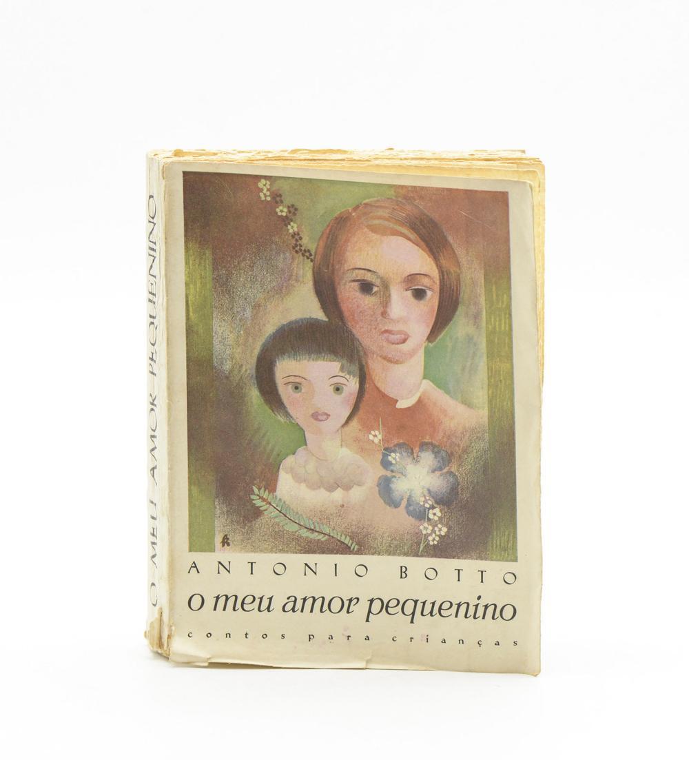 BOTTO. O MEU AMOR PEQUENINO, 1 vol. br.