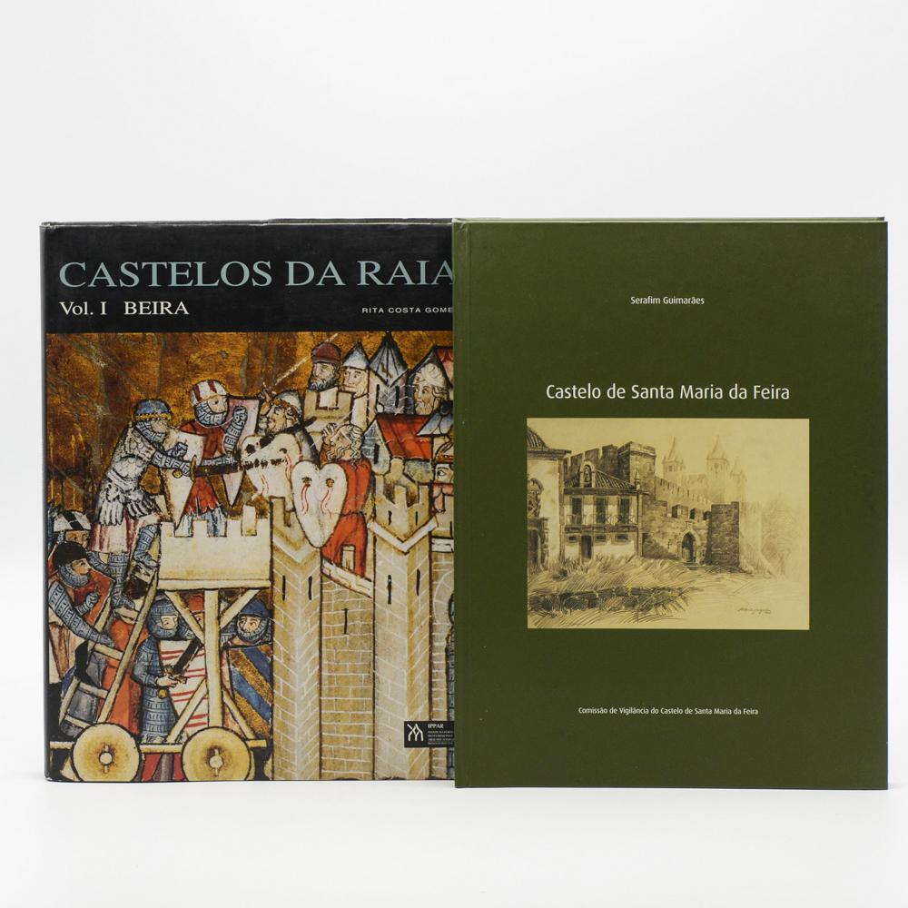 CASTELOS, Lote de 2 vols. encs.