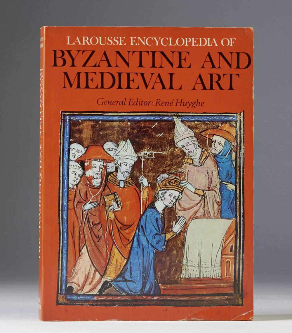BYZANTINE AND MEDIEVAL ART, 1 vol. br.