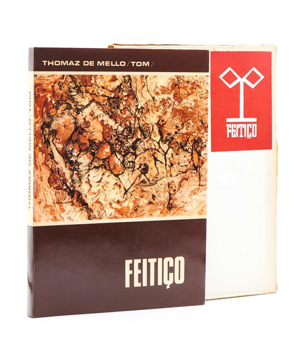 (TOM) MELLO, THOMAZ DE. FEITIÇO, 1 vol. br.