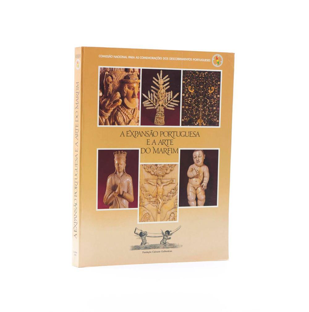 EXPANSÃO PORTUGUESA E A ARTE DO MARFIM, 1 vol. br.