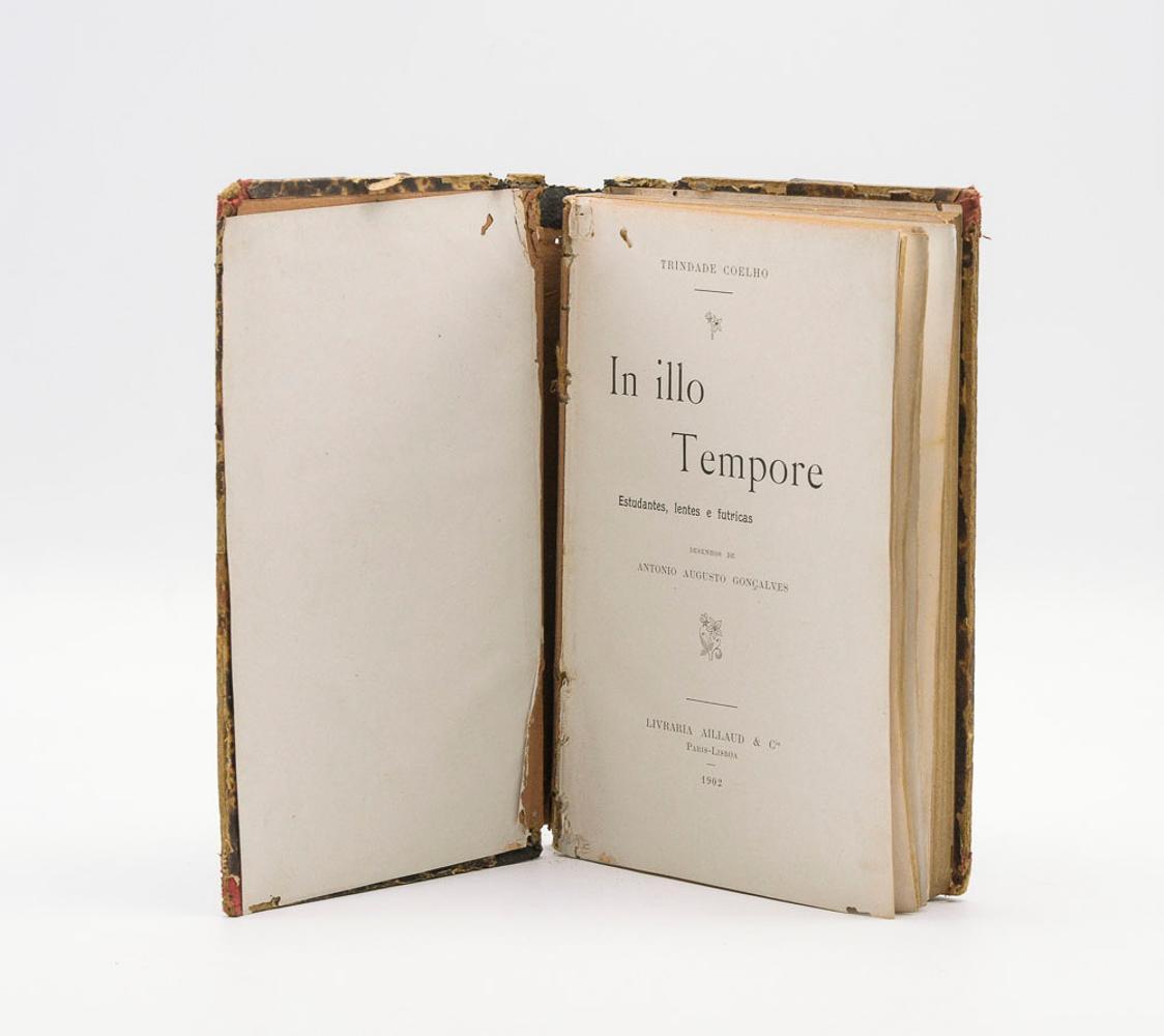 Trindade Coelho.In Illo Tempore.1 vol.en