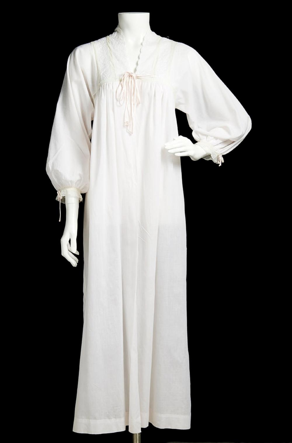 """""""Robe de Chambre"""" in cotton"""