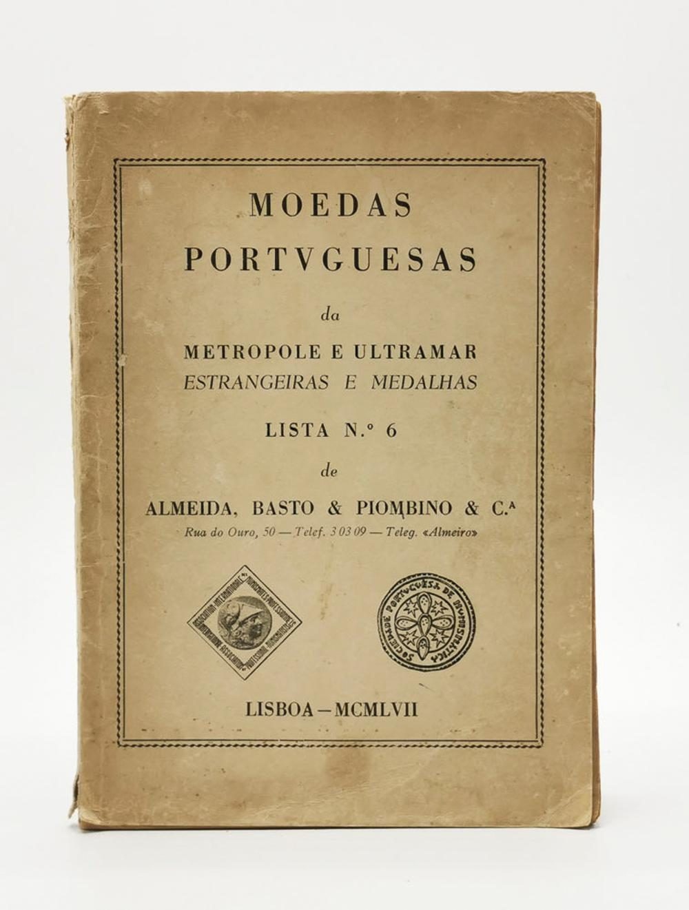 PORTROGUESE METROPOLE AND ULTRAMAR COINS