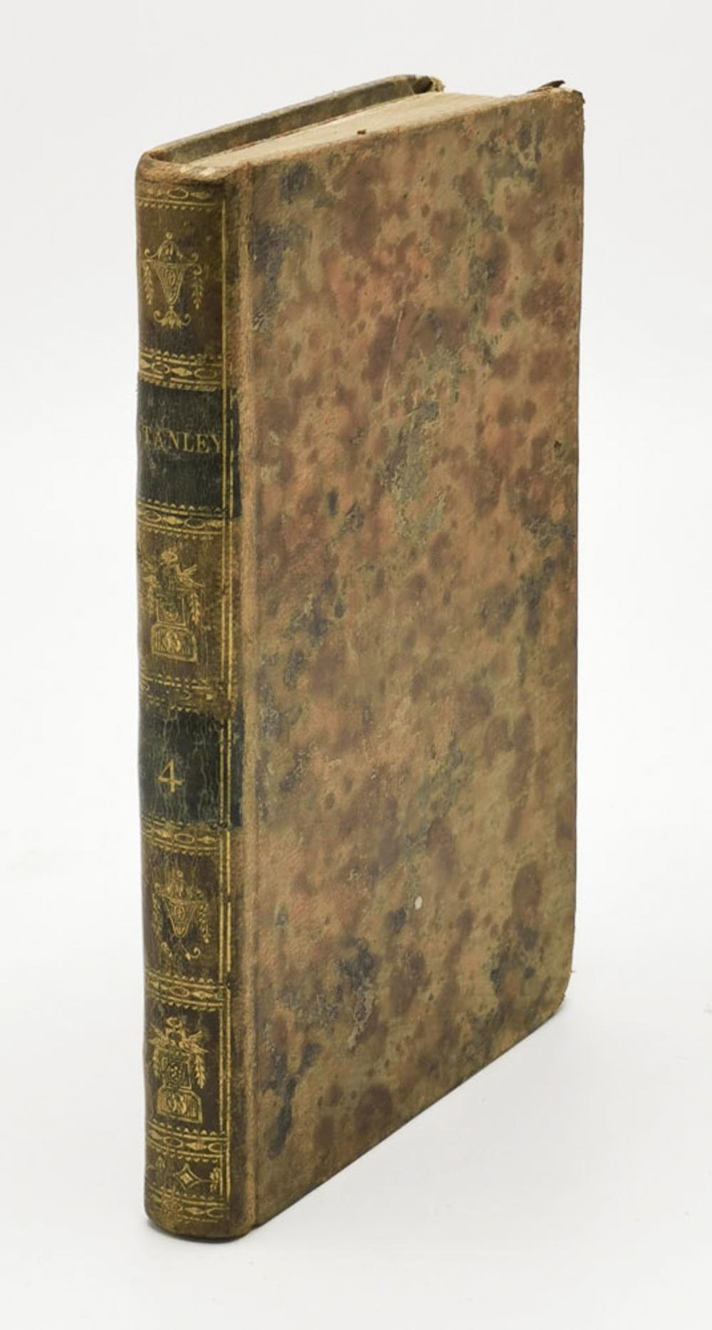STANLEY, OR LES DEUX FRÉRES, 1 vol. enc.