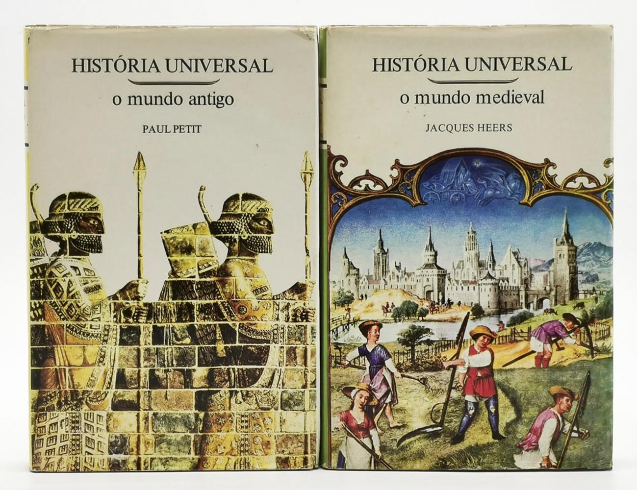 STORY. Lot of 2 vols. encs.