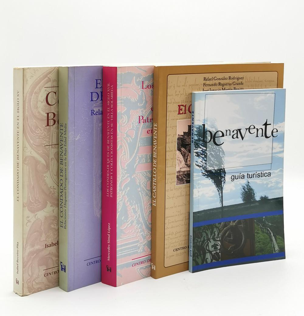 BENAVENTE. Lot of 5 vols., Brs.