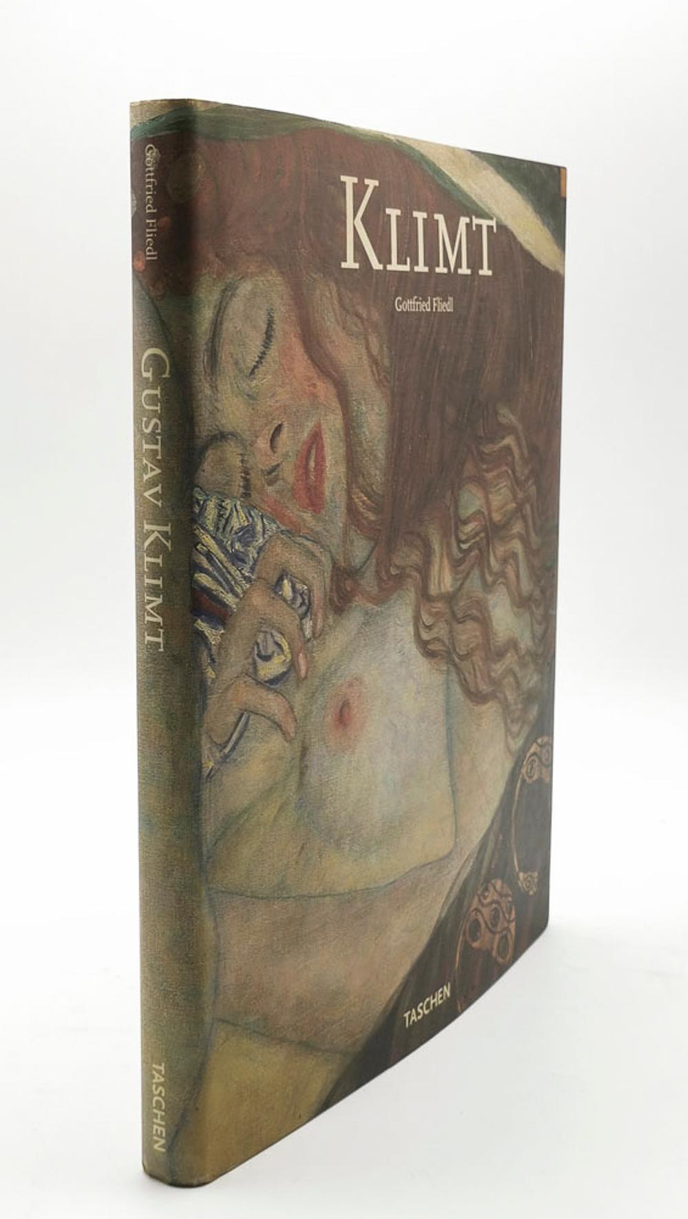 FLIEDL, Gottfried. GUSTAV KLIMT, 1 vol. enc.
