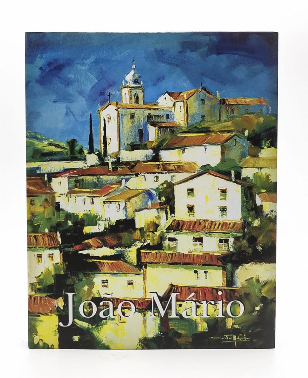 JOÃO MÁRIO, 1 vol. enc.