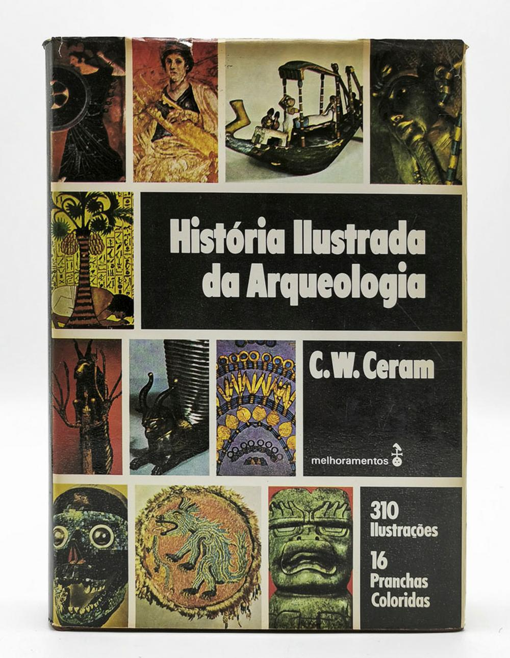 ILLUSTRATED HISTORY OF ARCHEOLOGY, 1 vol. enc.