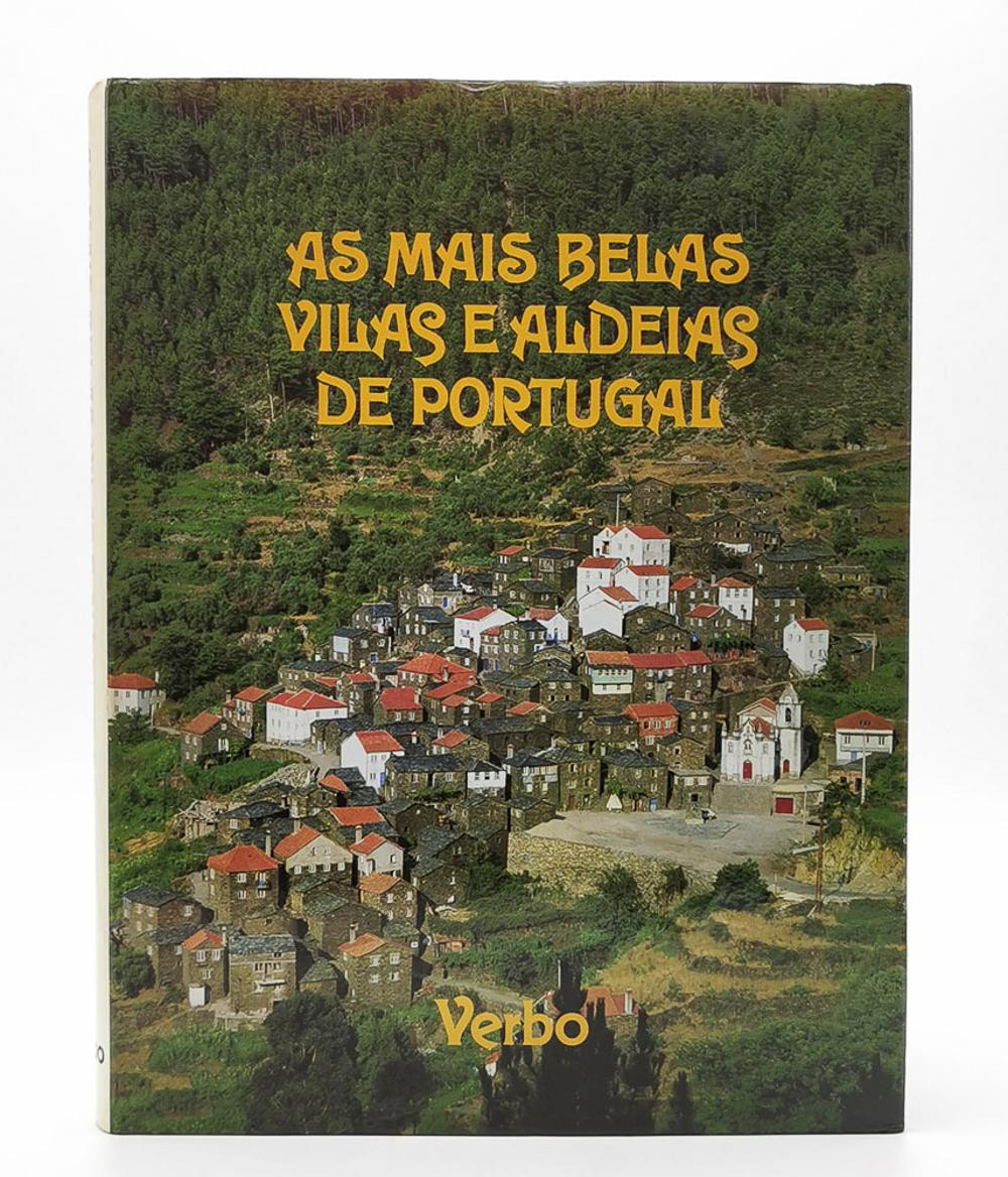THE MOST BEAUTIFUL VILLAGES AND VILLAGES IN PORTUGAL, 1 vol.