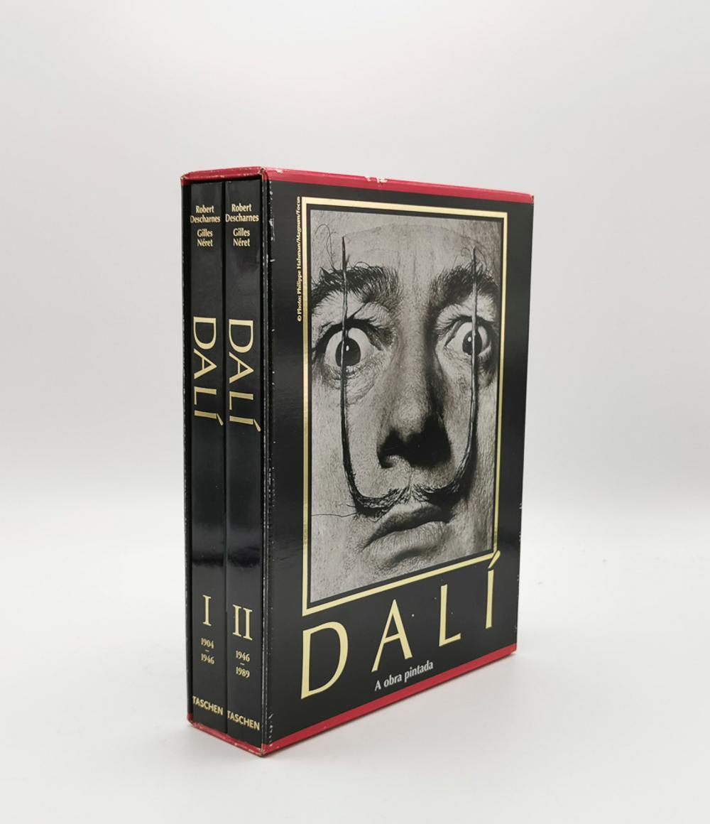 DESCHARNES, NÉRET, DALÍ, 2 vols., Brs.