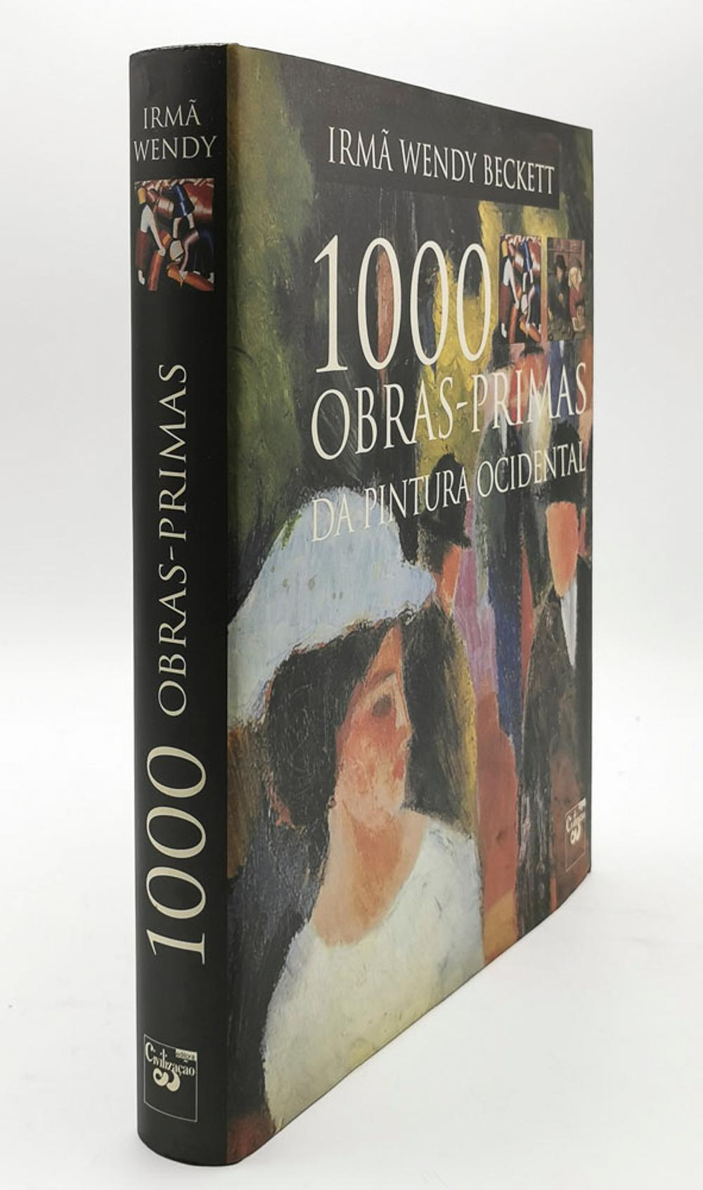 1000 PRIMARY WORKS OF WESTERN PAINTING, 1 vol.