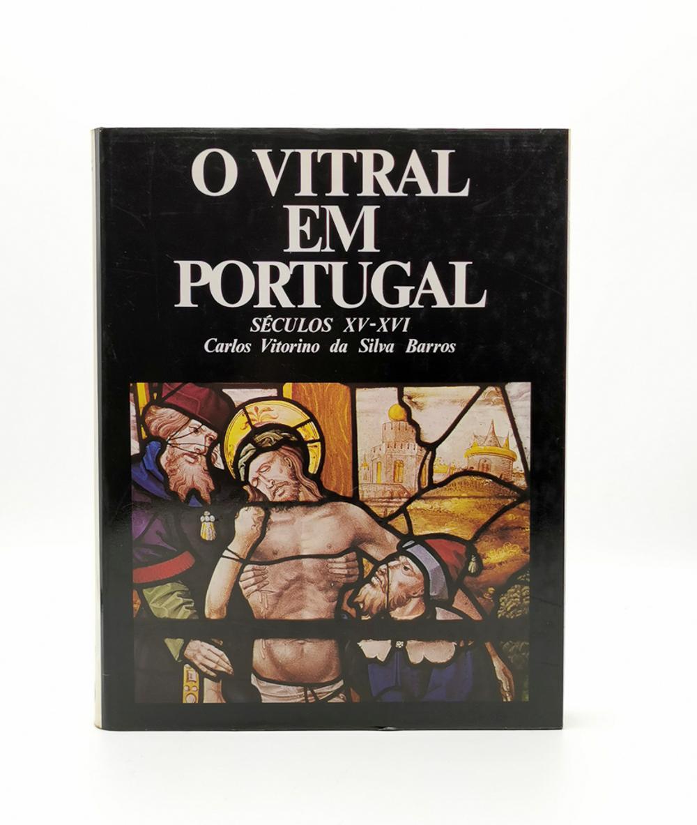 BARROS, THE VITRAL IN PORTUGAL, 1 vol., Enc.