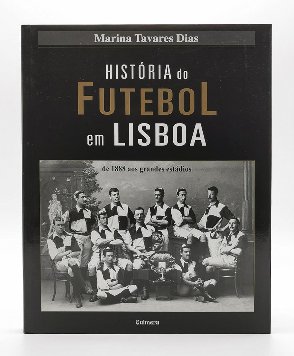 HISTORY OF FOOTBALL IN LISBON, 1 vol. enc.
