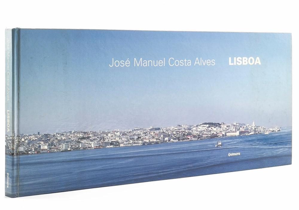 JOSÉ MANUEL COSTA ALVES, LISBON, 1 vol. enc.
