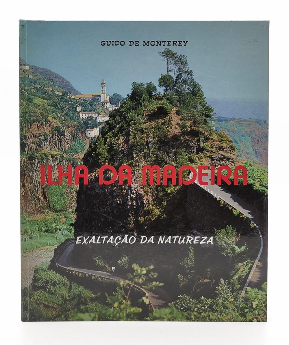 MONTEREY, Guido de. MADEIRA ISLAND, 1 vol. enc.