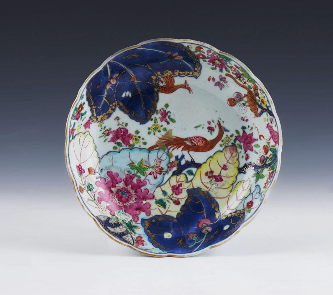 Covilhete em porcelana chinesa