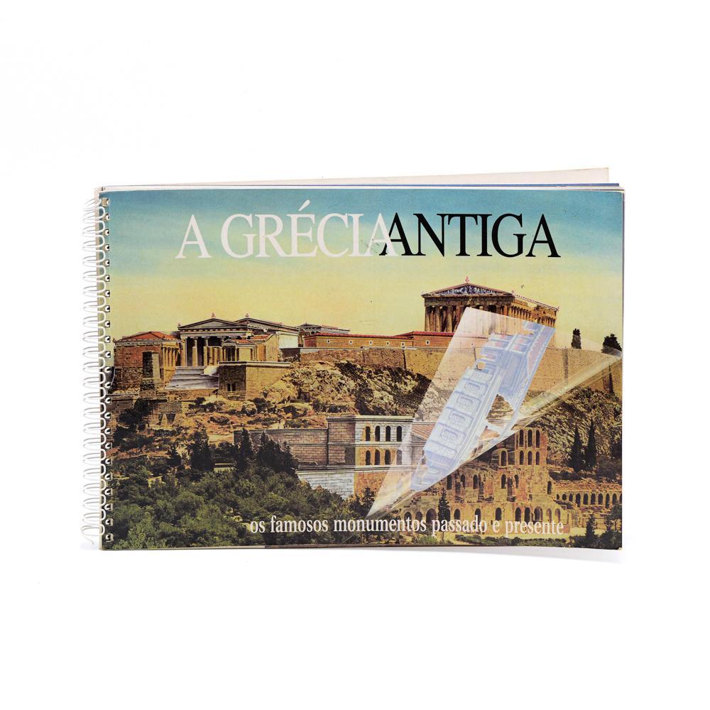 A GRÉCIA ANTIGA, 1 vol, c/ argolas
