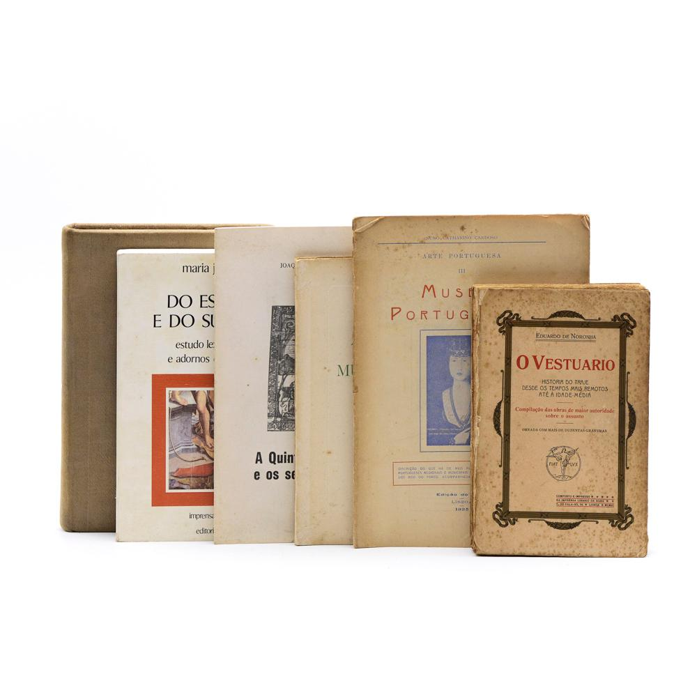 ARTE.Revistas e Estudos. Lote de 8 vols.
