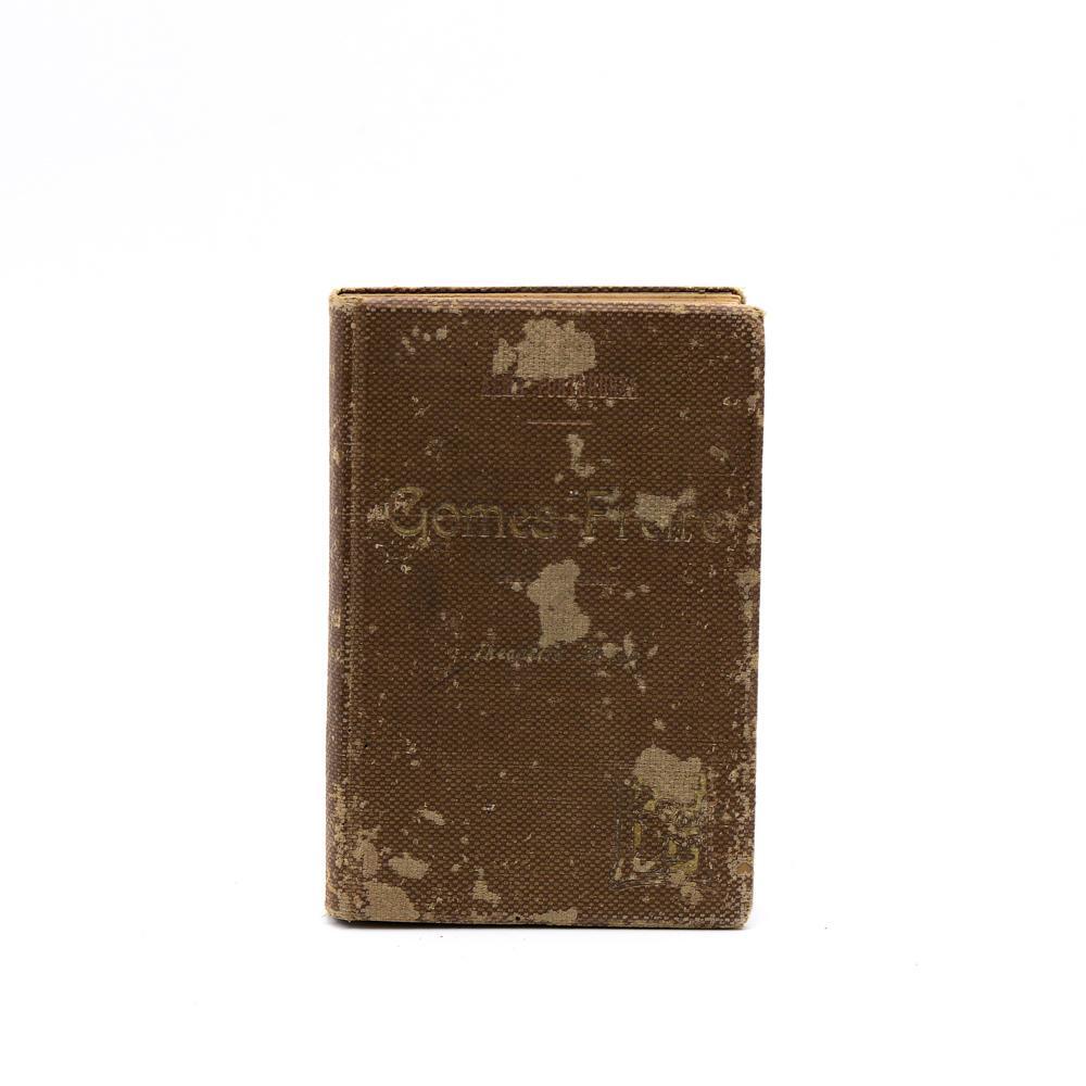 Braga, Theophilo. Alma Portugueza. 1 vol.enc.
