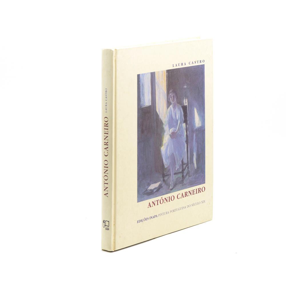 CASTRO, Laura. ANTÓNIO CARNEIRO, 1 vol. enc.