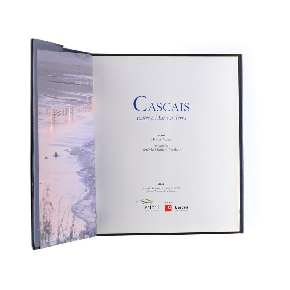 CARITA. CASCAIS ENTRE O MAR..., 1 vol. enc.