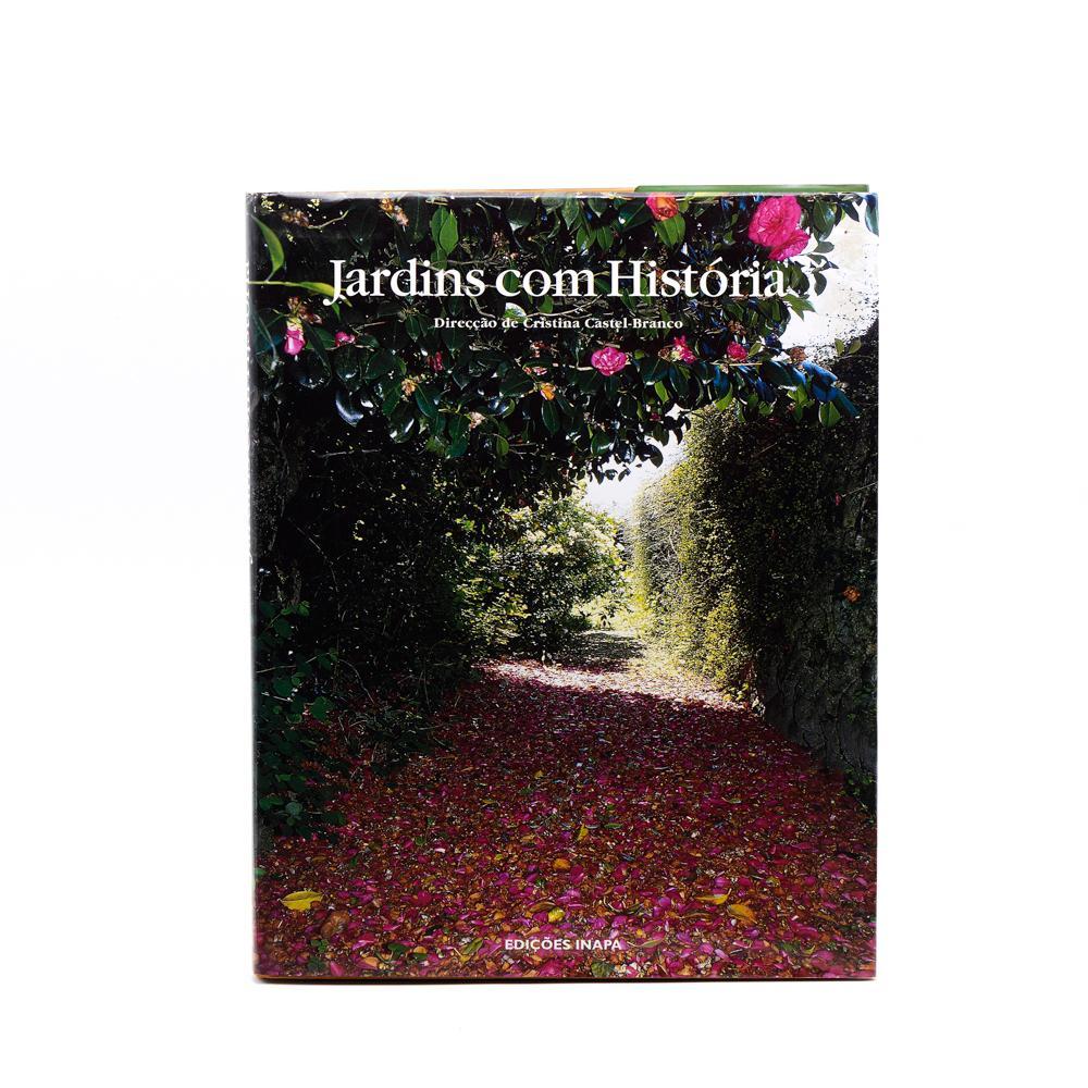 CASTEL-BRANCO, JARDINS COM HISTÓRIA, 1 vol. enc.