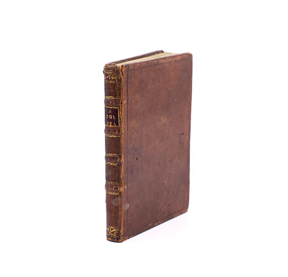 A EGIDÉA. Poema Heroico..., 1 vol. enc.