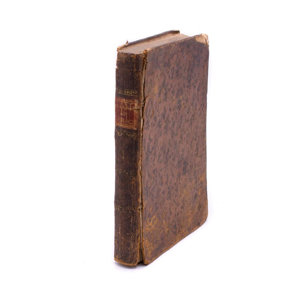 A LYRICA DE Q. HORACIO FLACCO, 1 vol. enc.