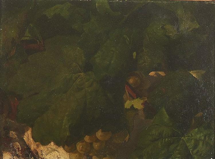 CHAVES, Natureza Morta, Óleo s/cartão,25 x 32,5 cm