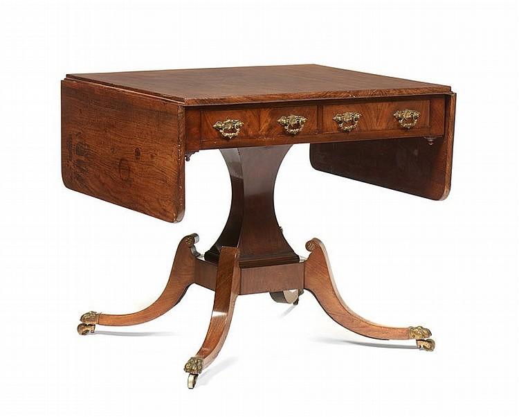 Sofa table estilo ingl s em mogno - Sofas de estilo ingles ...