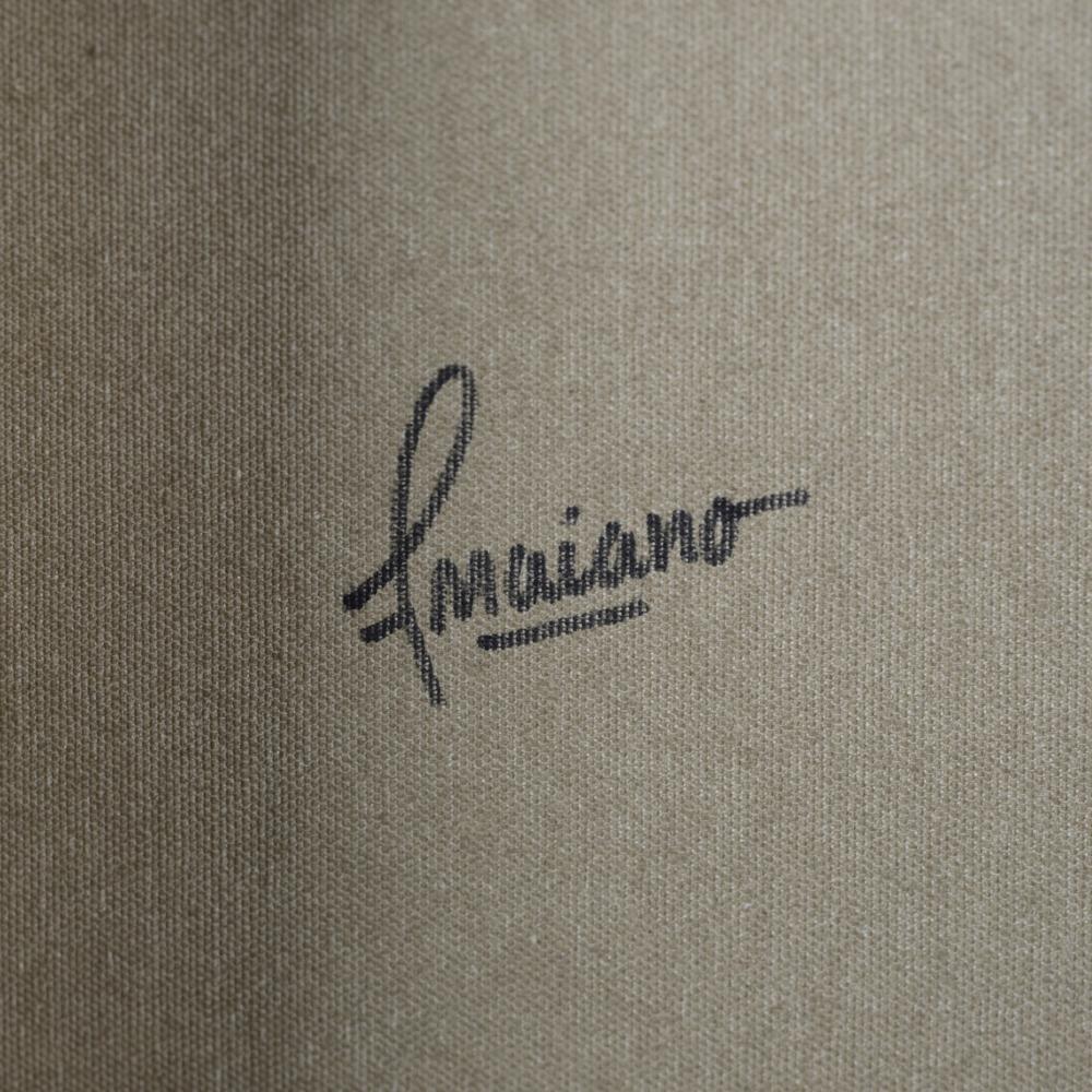 PAULO ARRAIANO, Acrílico sobre tela, 180 x 150 cm.