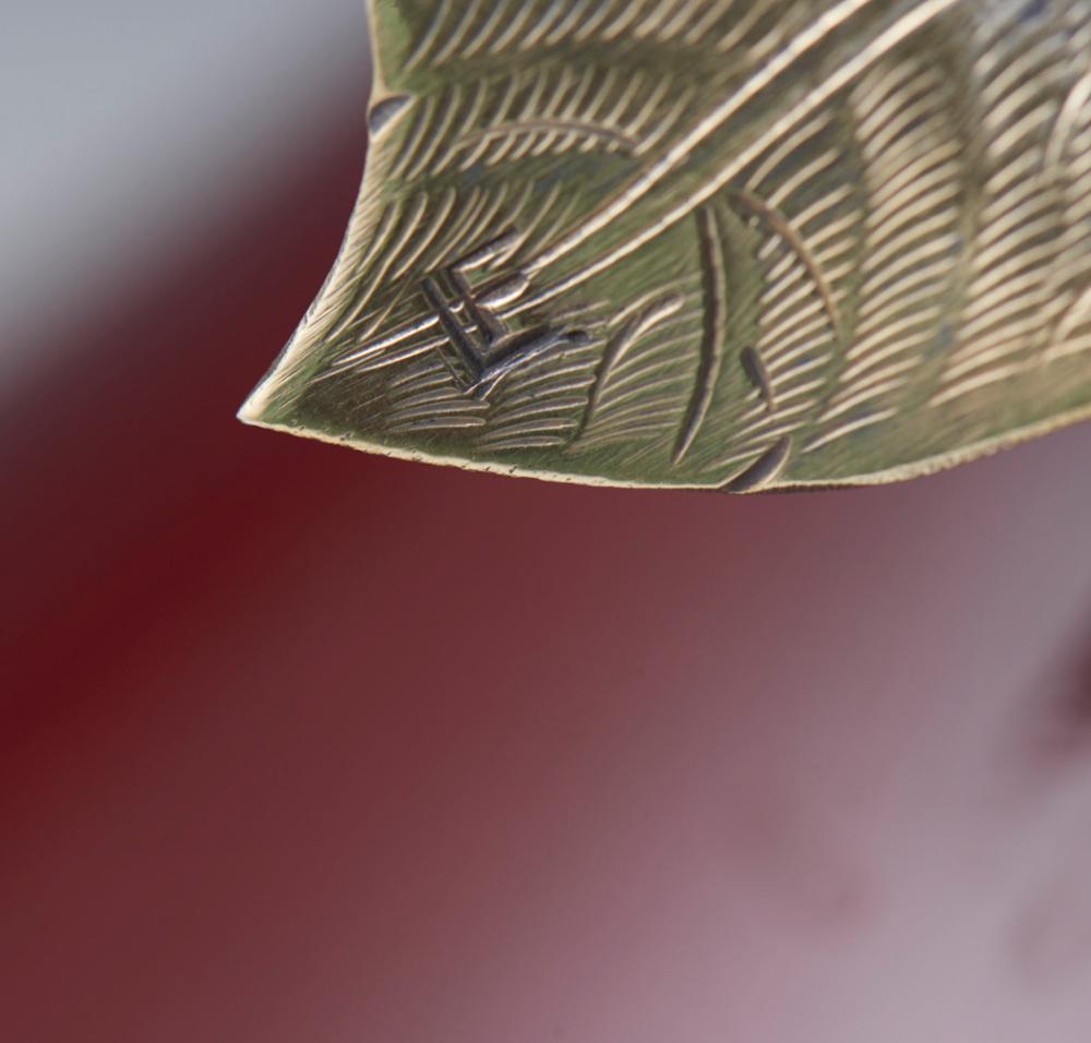 Pera com montagens em prata LF, 835ml