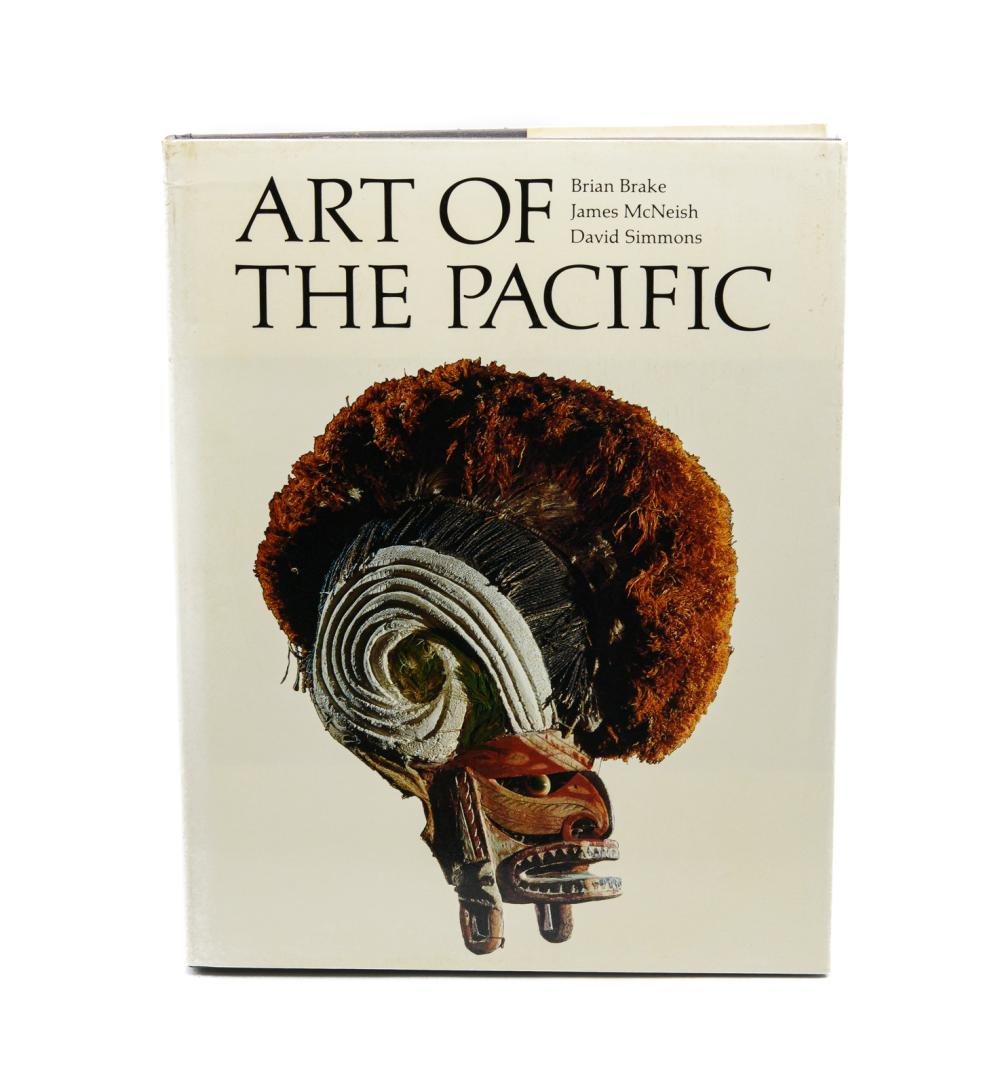 ART OF THE PACIFIC, 1 vol. enc.