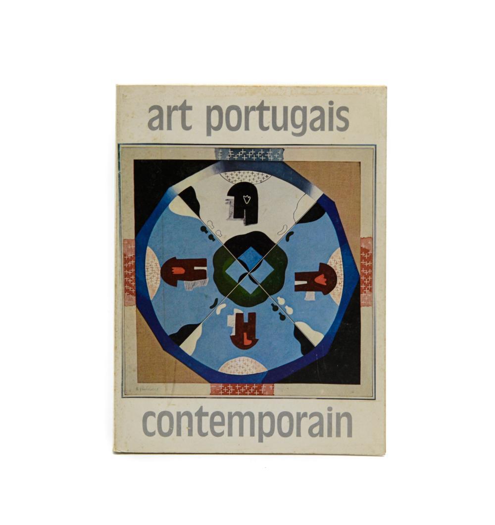 ARTE PORTUGUESA. Lote de 3 vols. brs.