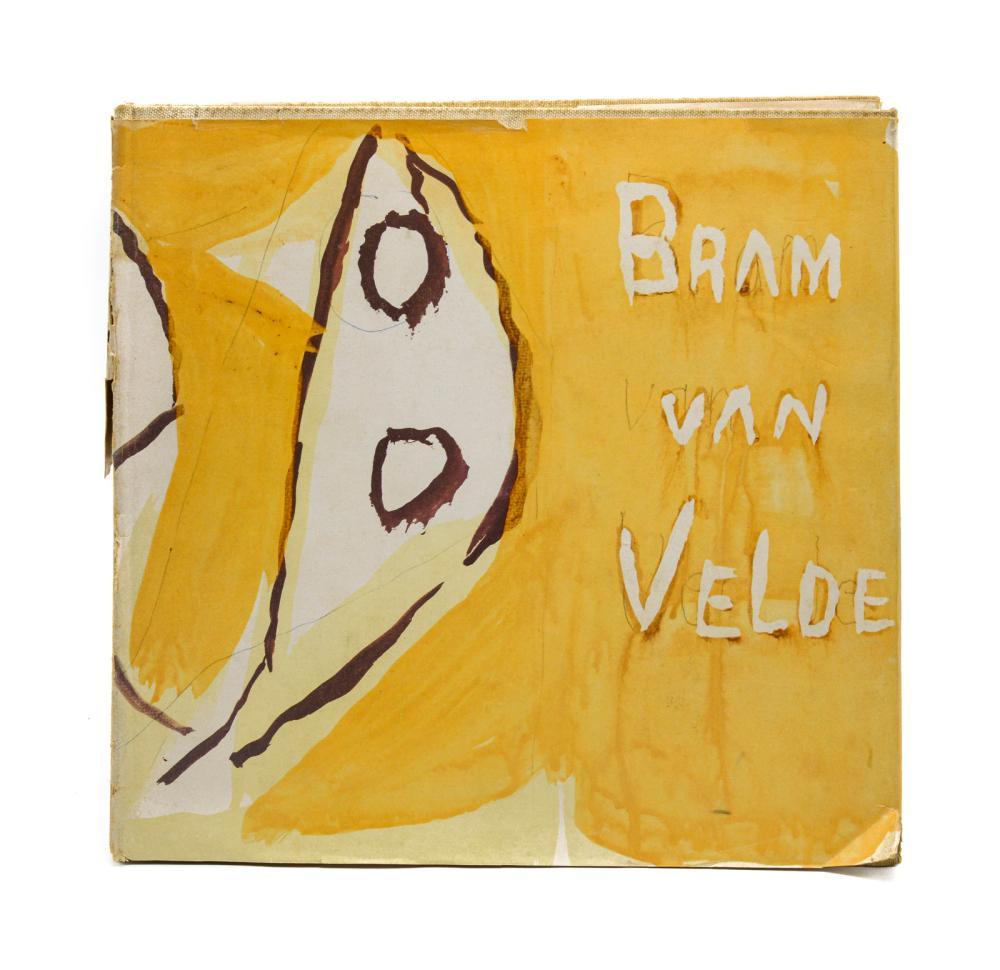 BRAM VAN VELDE, 1 vol. enc.