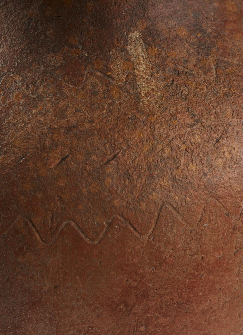 Talha em barro, do séc.XVIII, Alentejo, candeeiro