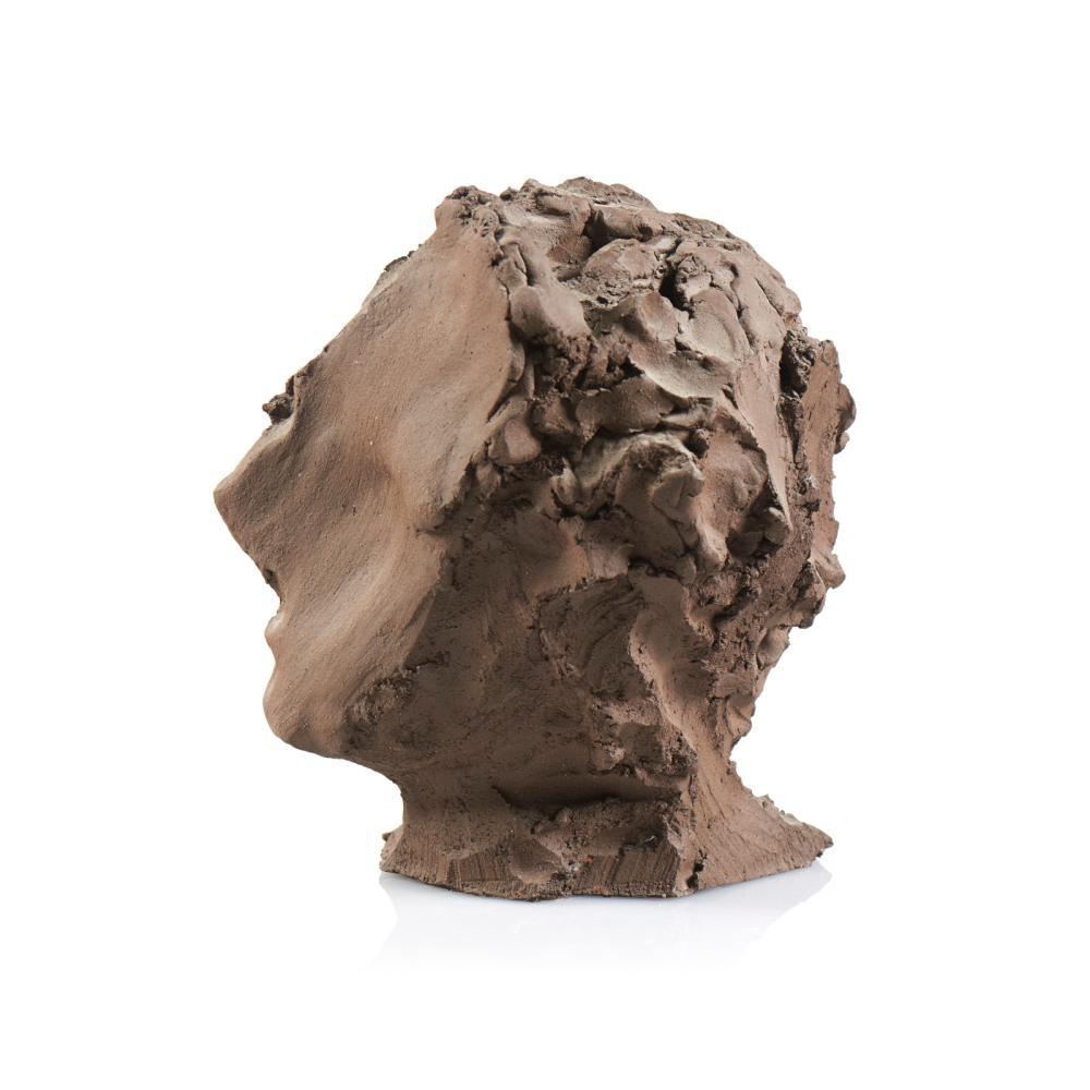 SNOECK, Escultura em barro
